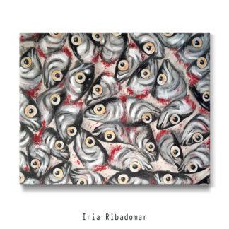 Xurelos - Obra Orixinal (100x80cm)